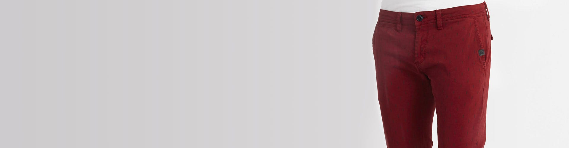 Elegantné a športové pánske nohavice – Gaudi 6f57a97b9f4