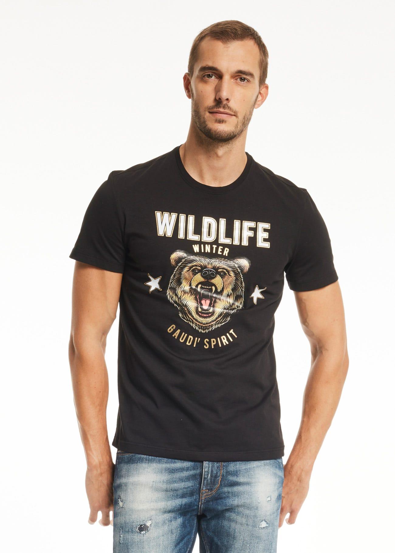 T shirt Wildlife