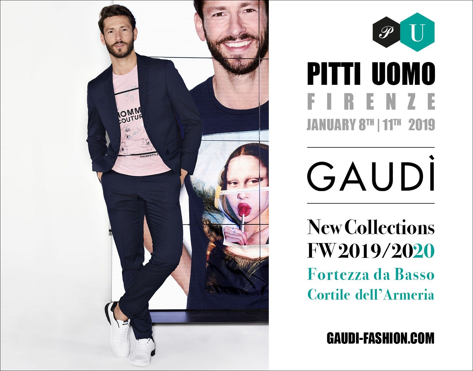 Pitti Uomo / Fall Winter 2019.20